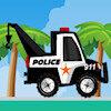 911 Policyjna ciężarówka