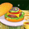 Amerykański hamburger
