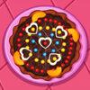 Czekoladowa pizza
