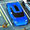 Super samochód 3 - parkowanie