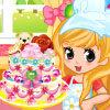 Tort na 16te urodziny